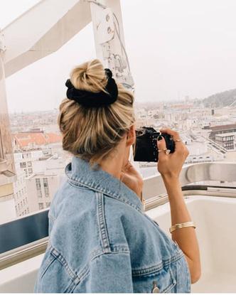 Фото №3 - 50 вариантов стильных аксессуаров для волос на лето-2020