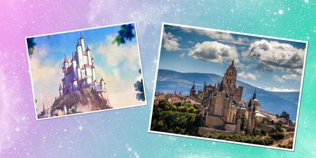 Фото №5 - 9 реальных мест, которые ты видела в диснеевских мультфильмах