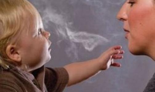 Фото №1 - Курение родителей чревато недержанием мочи у детей