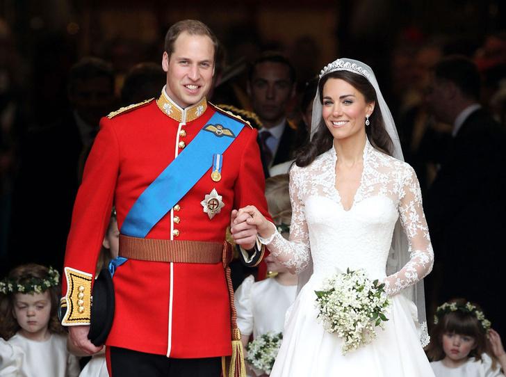 Фото №1 - Кейт Миддлтон и принц Уильям: история в фотографиях