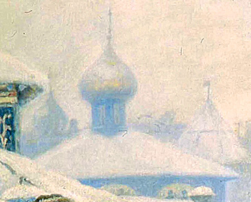 Фото №10 - 16 символов, зашифрованных в картине «Боярыня Морозова»