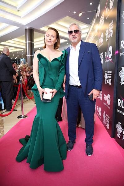 Альбина Джанабаева и Валерий Меладзе: фото