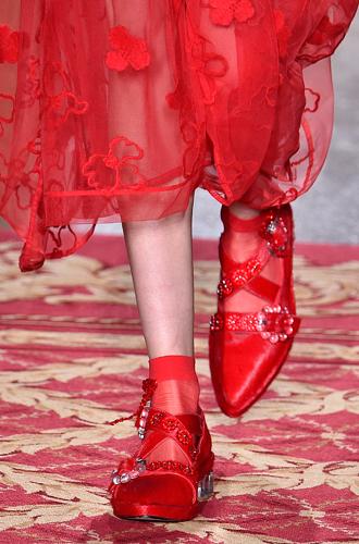 Фото №92 - Самая модная обувь сезона осень-зима 16/17, часть 2