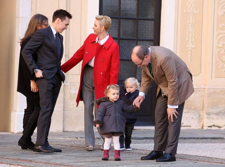 Фото №28 - Жак и Габриэлла Гримальди: три года в фотографиях
