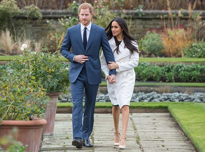 Фото №2 - Язык тела: принц Гарри демонстрирует большую любовь, а его невеста – уверенность