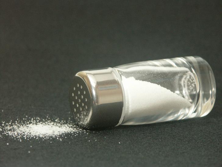 Фото №1 - Названа еще одна опасность чрезмерного потребления соли