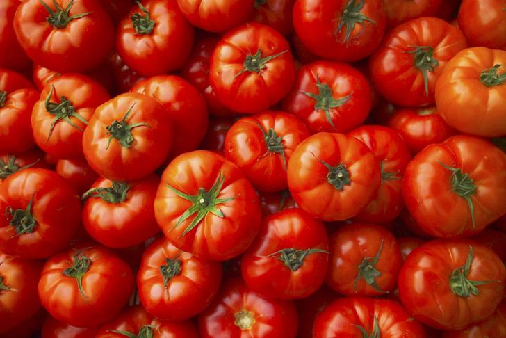Фото №1 - Ученые объяснили, почему помидоры с грядки вкуснее покупных