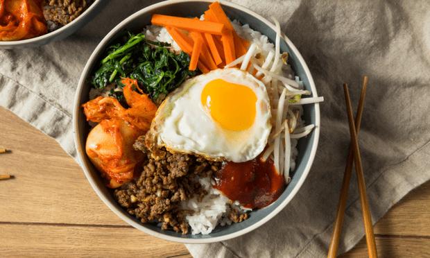 Фото №1 - Как приготовить идеальный пибимпаб: крутой рецепт из TikTok