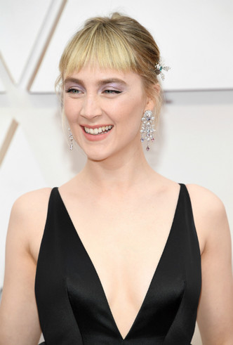 Фото №4 - Драгоценный «Оскар-2020»: самые впечатляющие украшения премии