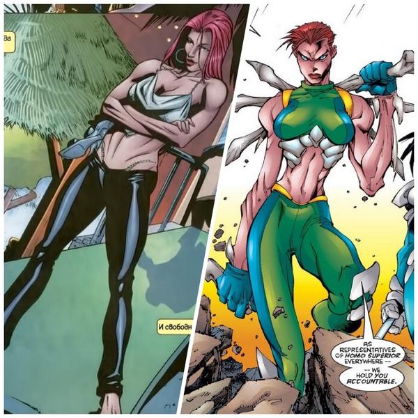 Фото №5 - Girl Power: 10 крутых героинь комиксов, которые не уступают Харли Квинн