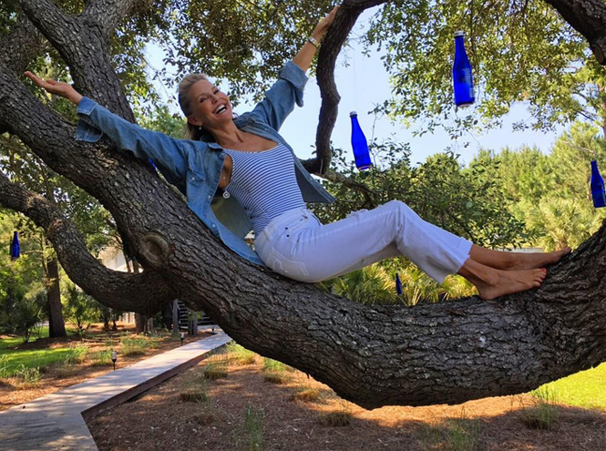 Фото №4 - Секреты красоты 63-летней Кристи Бринкли