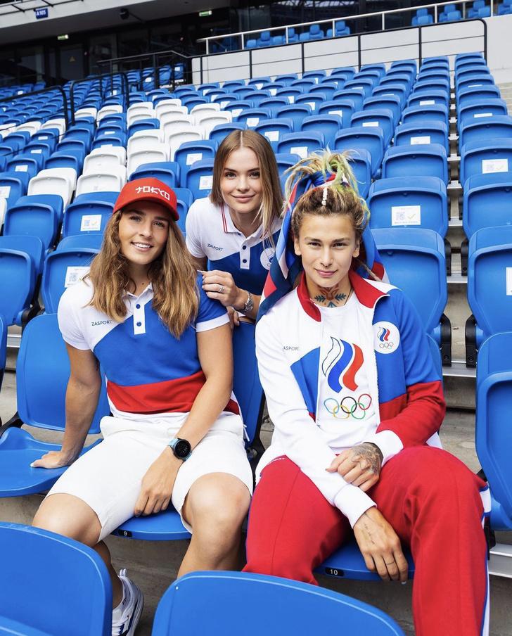 Фото №5 - Пять фактов о форме команды России на Олимпиаде в Токио