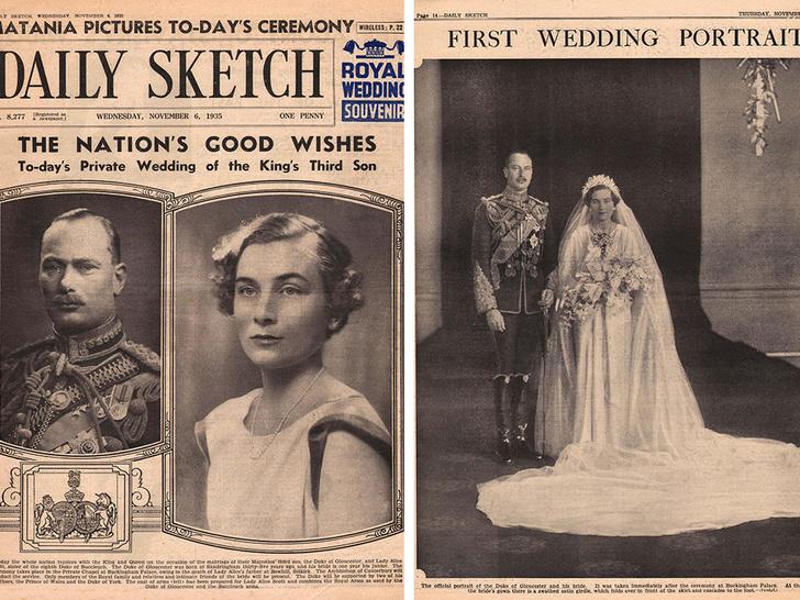 Фото №2 - Против традиций: единственная королевская невеста, отказавшаяся от белого платья