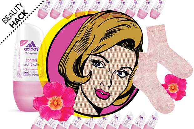 Фото №1 - Beauty Hack: Как удалить пятна дезодоранта с одежды