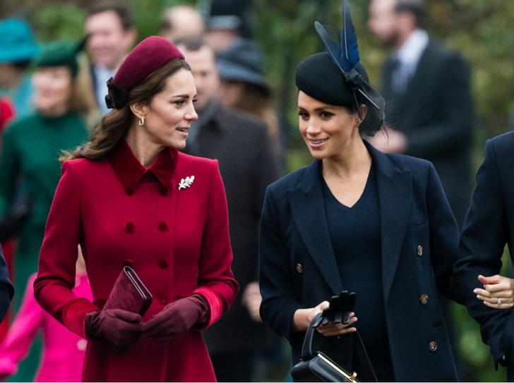 Фото №3 - Вражда герцогинь: как пресса пытается поссорить Меган и Кейт (снова)