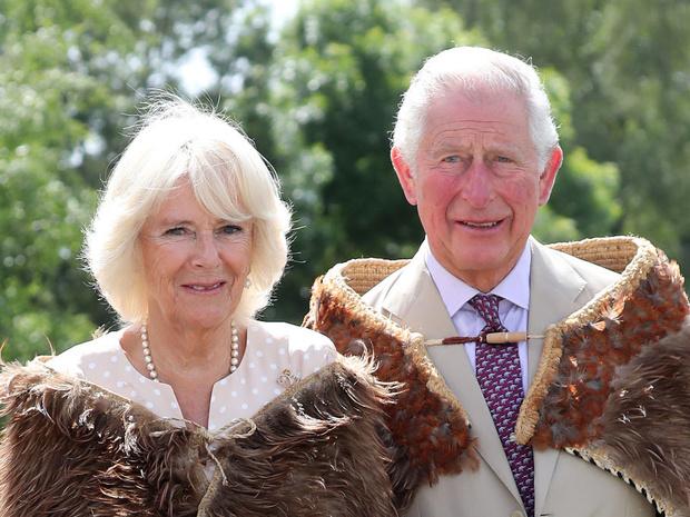 Фото №1 - Широкий размах: самый дорогой королевский тур принца Чарльза и герцогини Камиллы