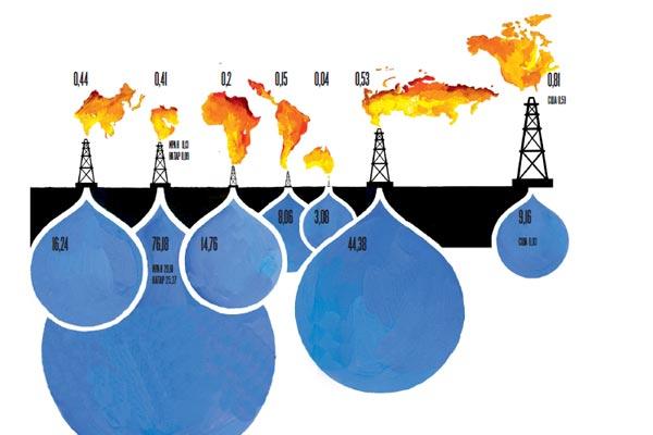 Фото №1 - Газовый фронт