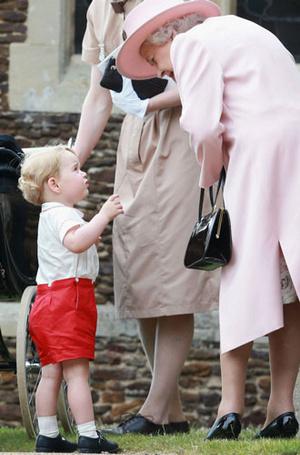 Фото №33 - Королева Елизавета II: история в фотографиях