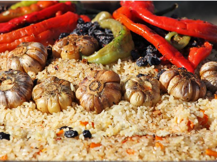 Фото №4 - Плов: история блюда и классический рецепт