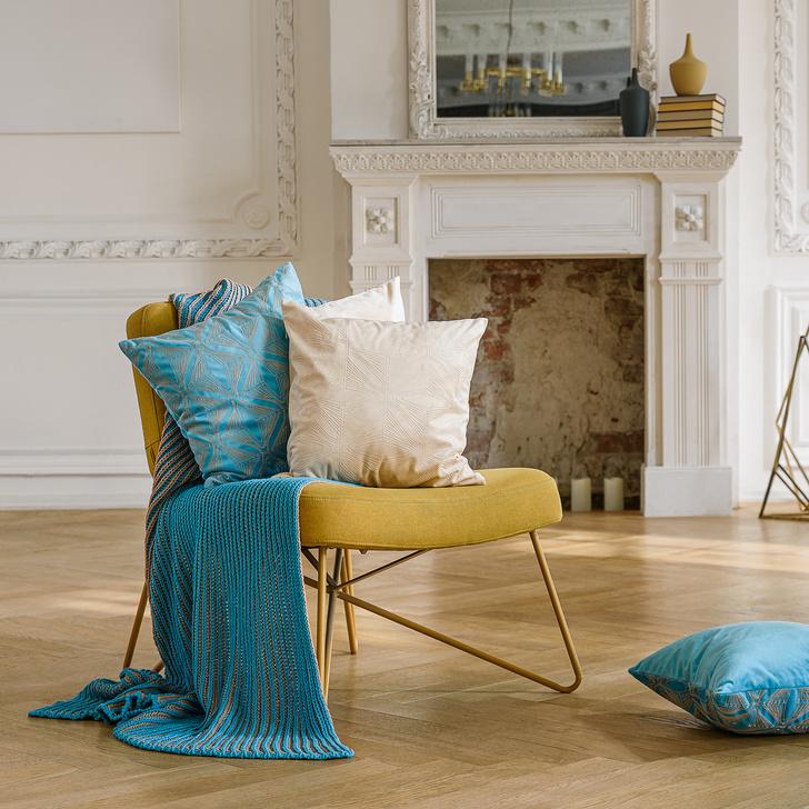 Фото №2 - Azadi: новая восточная коллекция текстиля Moroshka