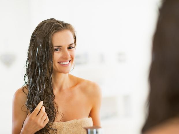 Фото №4 - Лайфхаки по уходу за волосами от Лены Летучей