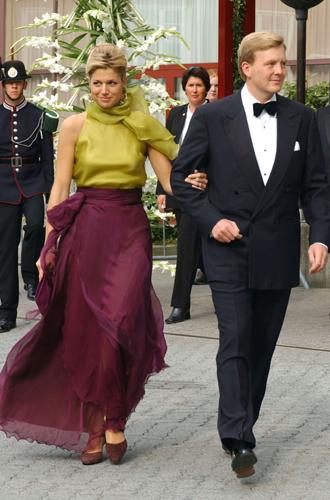 Фото №22 - Виллем-Александр и Максима: история невозможной любви короля Нидерландов