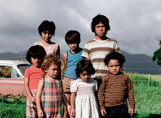 Грустные, немые, волосатые дети