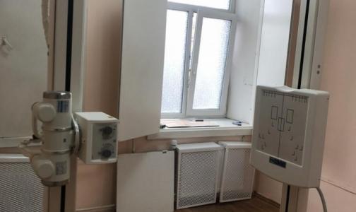 Фото №1 - Прокуратура нашла в петербургской поликлинике «ненужный» флюорограф за 7,8 млн рублей