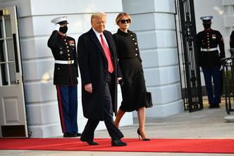 Фото №1 - Иванка плакала, Трамп обещал вернуться: как Джо Байдена посвящали в президенты