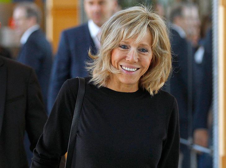 Фото №3 - Брижит Макрон: женщина, стоящая за президентом Франции