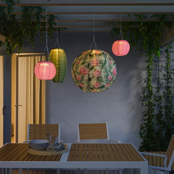 Фото №1 - Топ-15: уличные светильники для балконов и террас