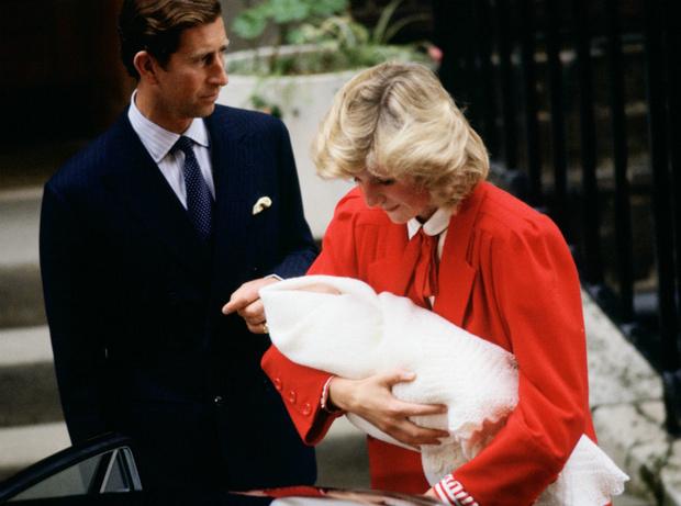 Фото №2 - Холодная жестокость: чем Чарльз обидел Диану после рождения младшего сына