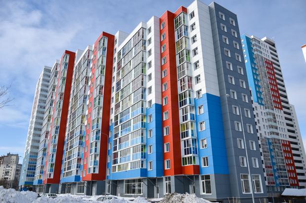 Фото №1 - Нашли из чего строить: выбираем лучший материал многоэтажек