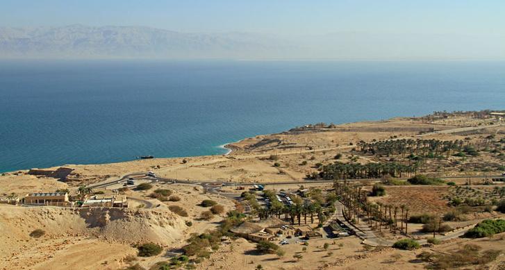 Фото №1 - Названа причина гибели древней цивилизации Ближнего Востока