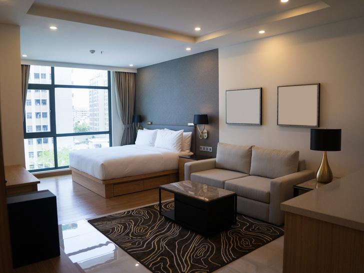 Фото №2 - Правила уюта: как «расширить» маленькую квартиру