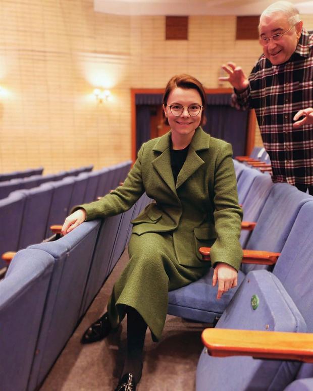 Фото №3 - Брухунова впервые показала фото с Петросяном, которое доказывает их любовь