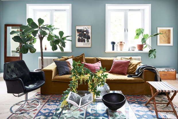 Фото №8 - 7 способов создать летнее настроение в гостиной