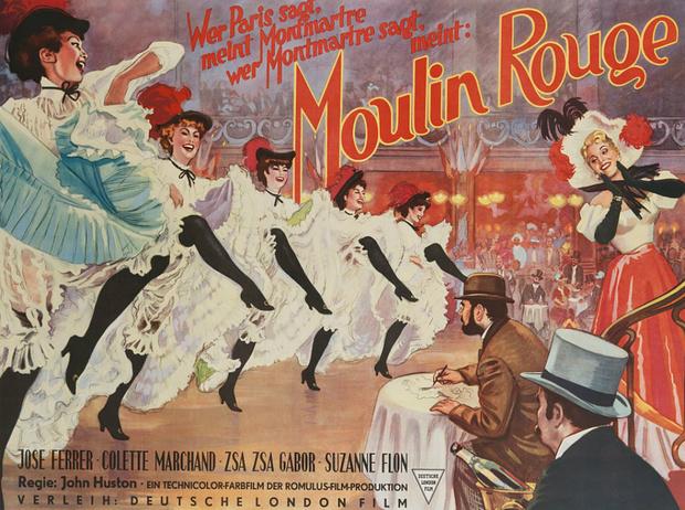 Фото №1 - Мулен Руж: как создавалось легендарное парижское кабаре