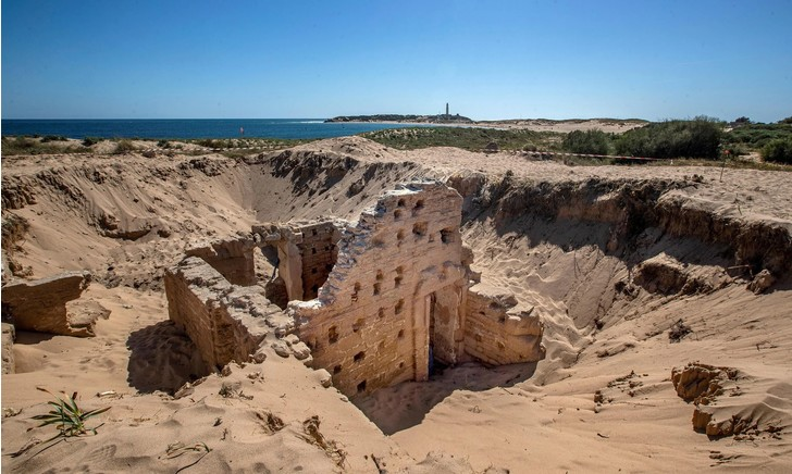 Фото №1 - В Испании найдены римские бани