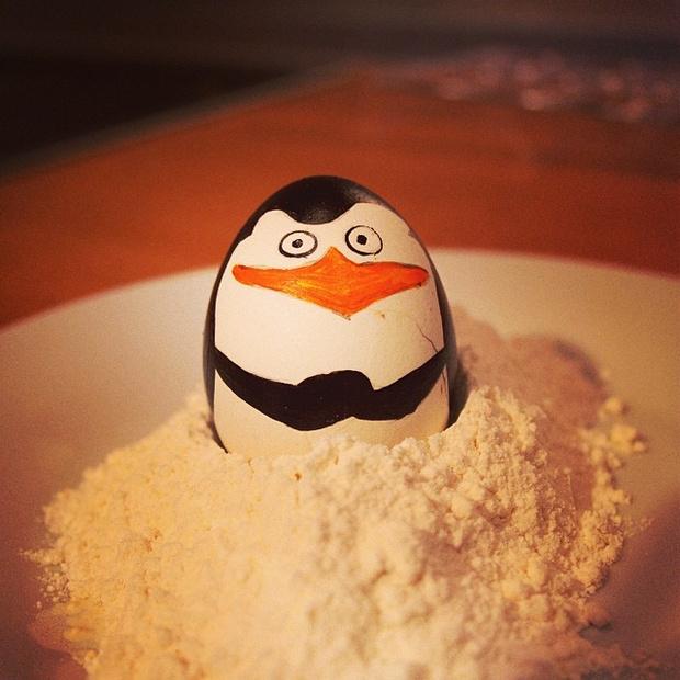 Фото №12 - Как расписать яйца на Пасху: советует Instagram