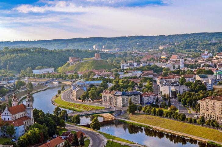 Фото №1 - Названы города Европы с самыми довольными жителями