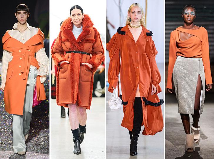 Фото №11 - 10 трендов осени и зимы 2019/20 с Недели моды в Нью-Йорке