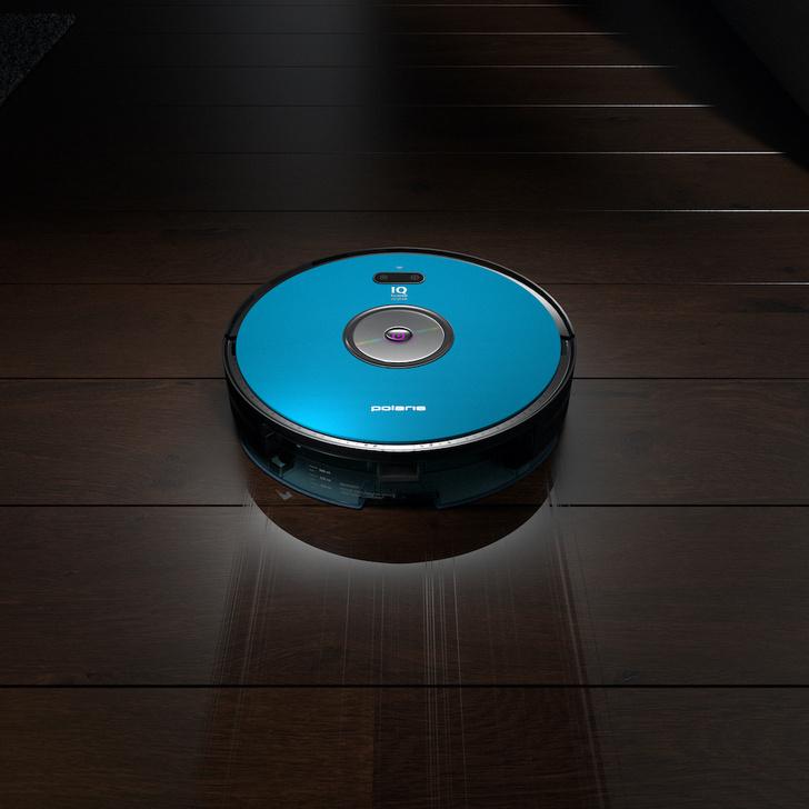 Фото №1 - Убирается, пока вы на работе: 4 аргумента в пользу робота-пылесоса с Wi-Fi