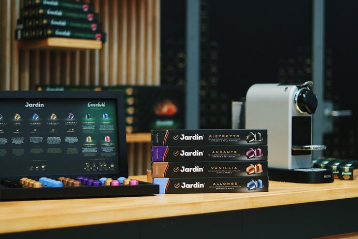 Фото №1 - Greenfield и Jardin представил новые сорта капсульного чая и кофе