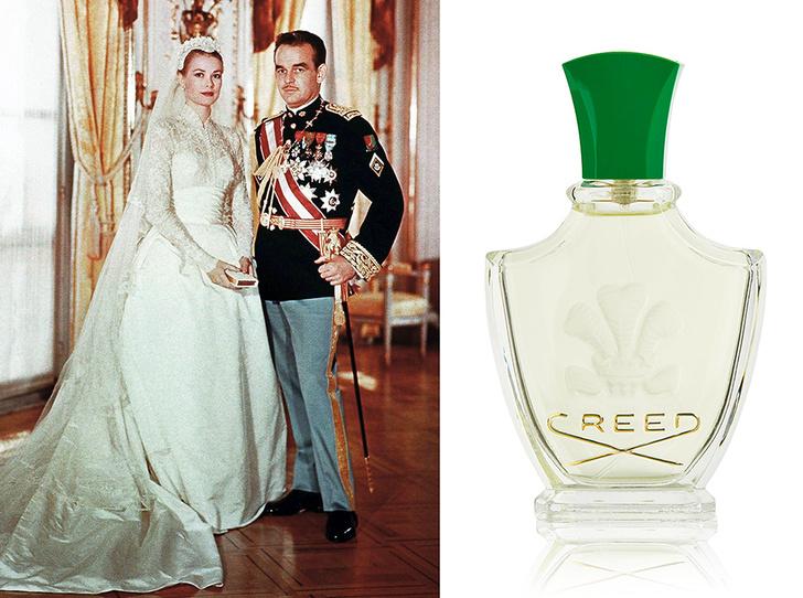 Фото №4 - Запах королевской свадьбы: какие духи выбирали для бракосочетаний принцессы