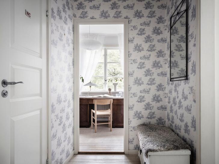 Фото №11 - Уютная квартира с мансардой в Швеции
