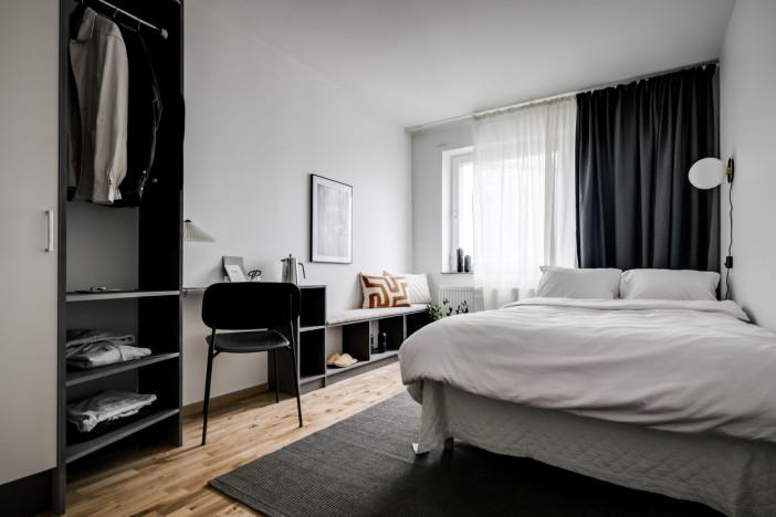 Фото №9 - Коммунальная квартира в Швеции: новая концепция жилья