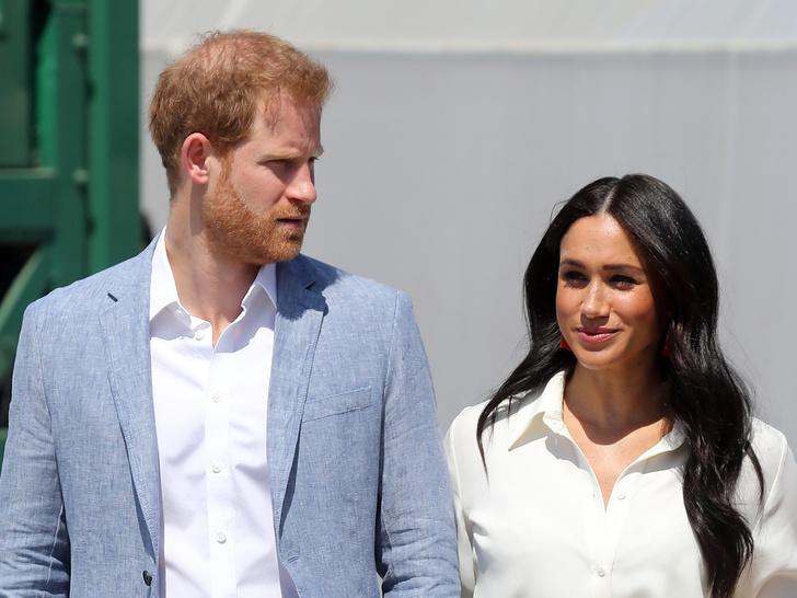 Фото №1 - Почему дворец не может лишить Гарри и Меган титулов (и у кого есть на это право)