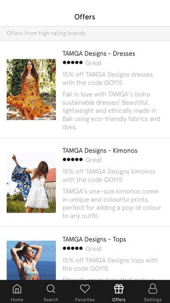 Фото №4 - Приложение дня: Проверь, насколько безопасен для планеты твой любимый бренд одежды