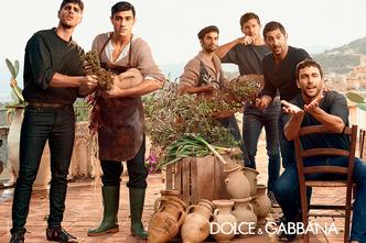 Фото №19 - Новая рекламная кампания Dolce&Gabbana